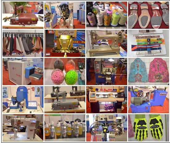 青岛皮革鞋机鞋材展开启 华南城网皮革频道精彩呈现