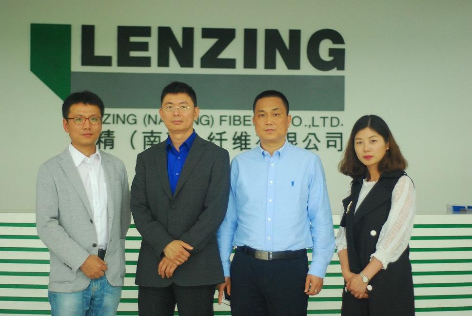 兰精胡坚:我们的最大优势在于对可持续发展的关注