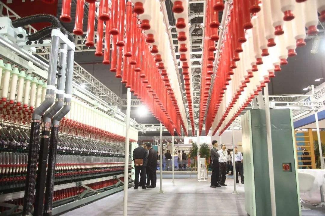 2018纺机展